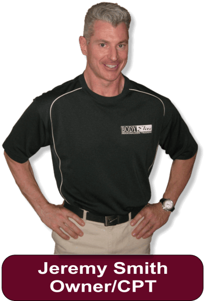 Jeremy Smith - Certified Personal Trainer